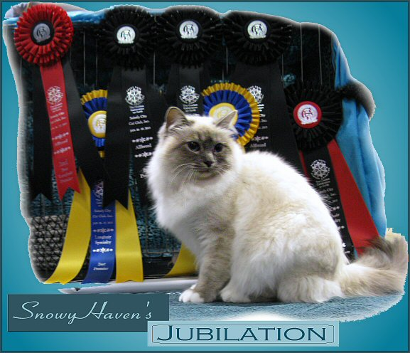 Jubilation's Ribbons